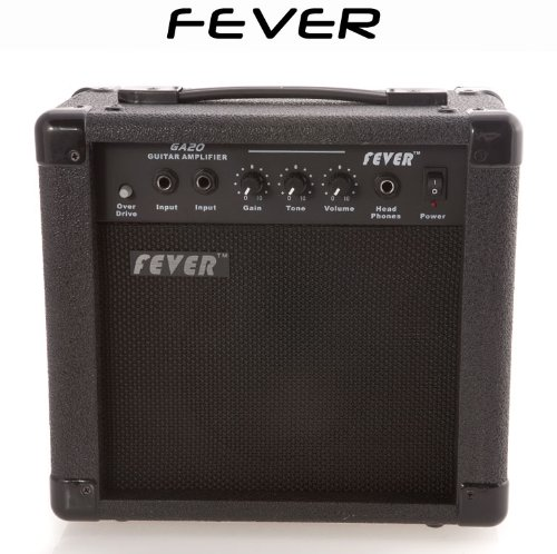 Fever-GA-20-Acoustic-Guitar