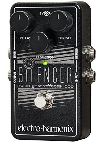 Electro Harmonix Silencer Guitar Noise Pedals