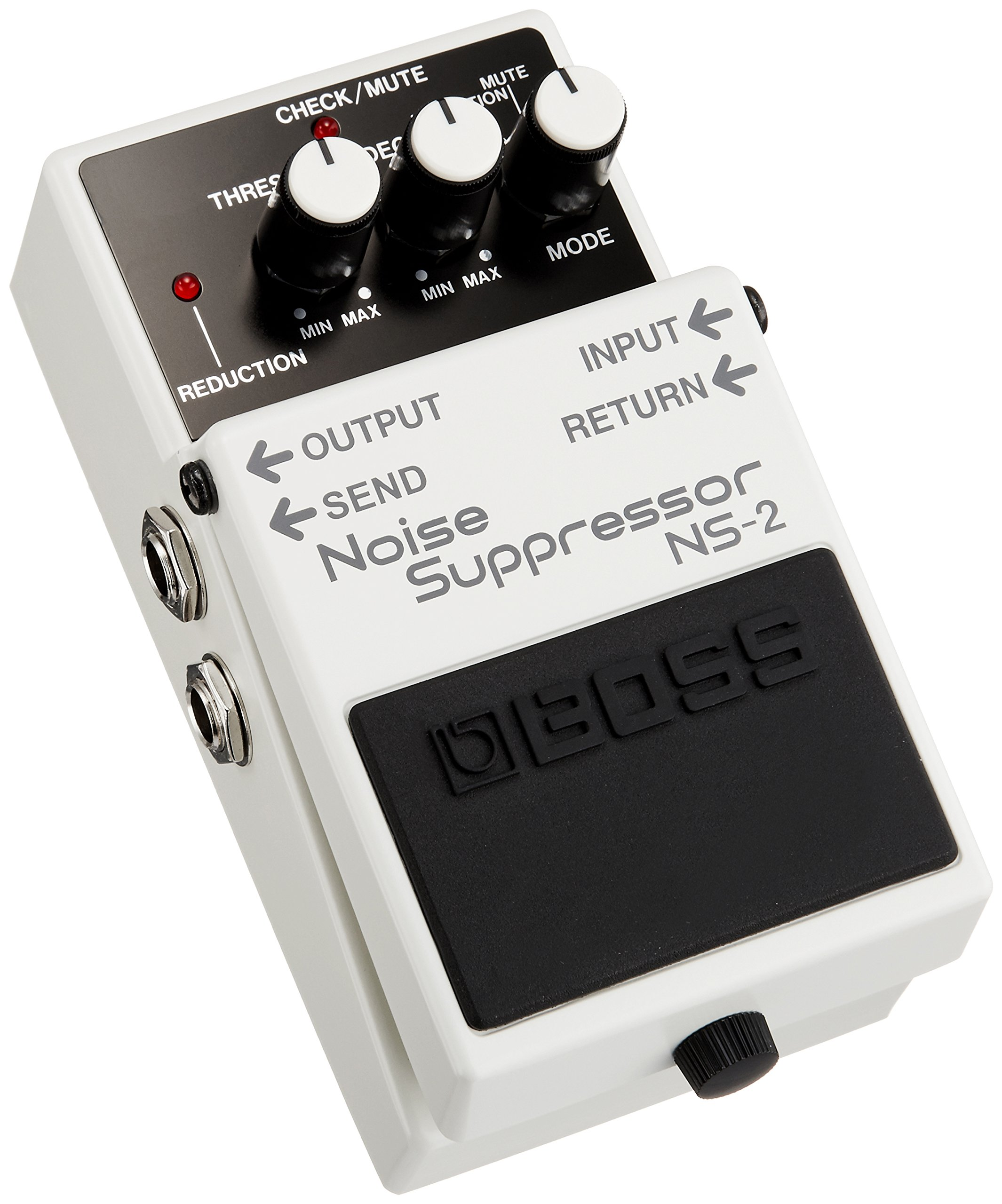 Our Best Pick, Boss-NS 2 Noise Suppressor Pedals