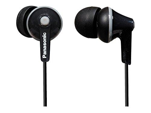 Panasonic-Wired-Earphones-Black-RP-HJE125-K