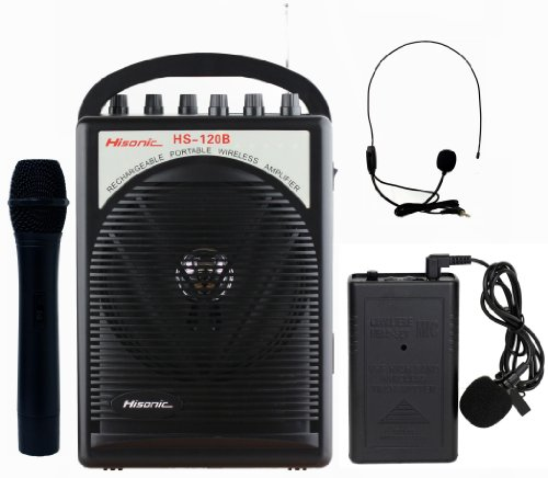 Hisonic-HS120B-Rechargeable-Microphone-Cigarette