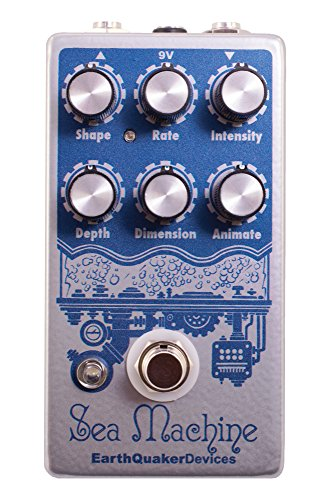 EarthQuaker Devices Machine Chorus Effects