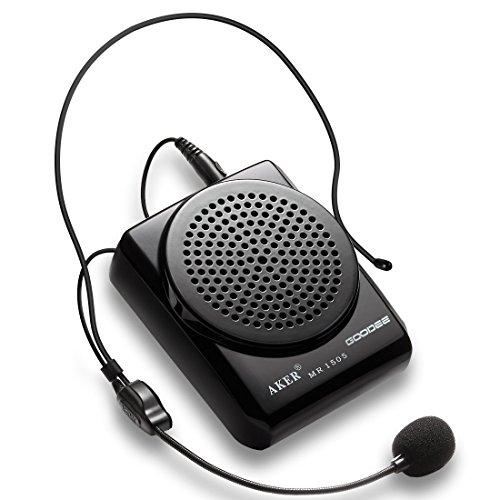 GooDee-Rechargeable-Amplifier-Waistband-Microphone