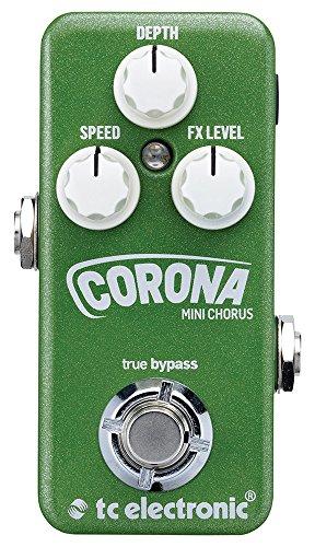 TC Electronic Corona Mini Chorus Pedals