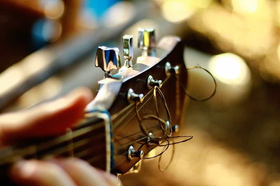 guitar tuner online mic
