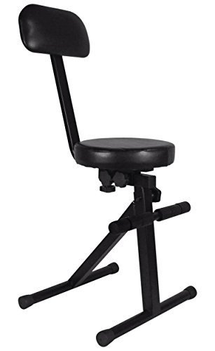 Sensational 10 Best Guitar Stools In 2019 Buying Guide Music Critic Short Links Chair Design For Home Short Linksinfo