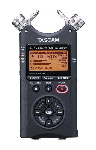 TASCAM DR-40 4-Track