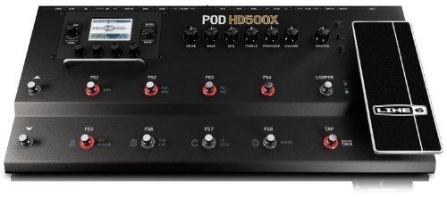 Line HD500X