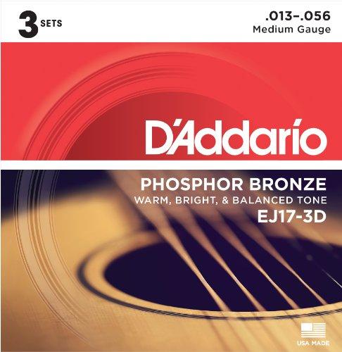 D'Addario EJ17-3D
