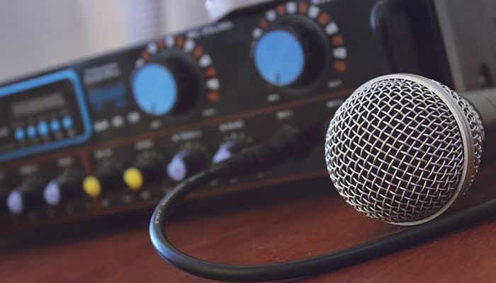 The Top Microphone Preamp for Vocals