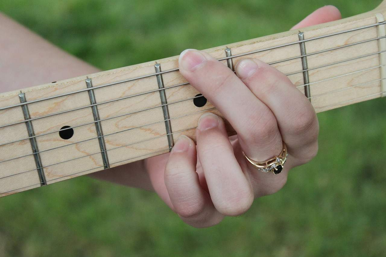Acoustic Electric Guitar String