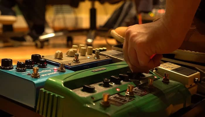 How to use an EQ Pedal