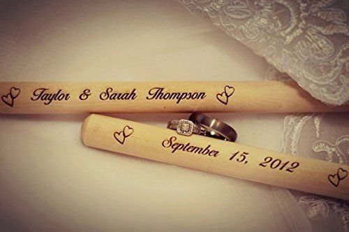 Personalized Laser Engraved Wooden