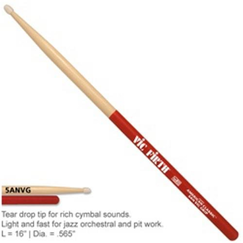 Vic Firth American Classic with Vic Grip