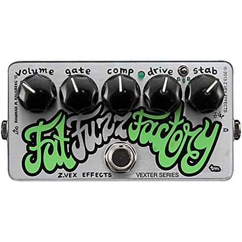 ZVEX Fat Fuzz Factory Germanium