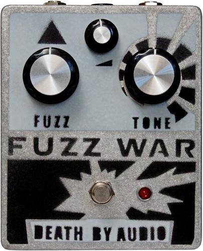 Death by Audio Fuzz War V2