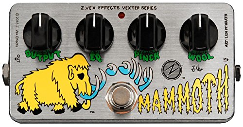ZVex Effects Wooly Mammoth Vexter Fuzz