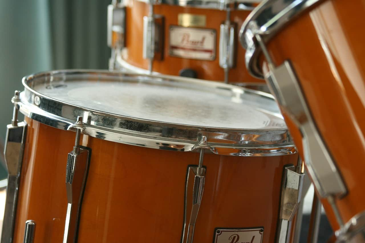 Top Snare Drum for Jazz