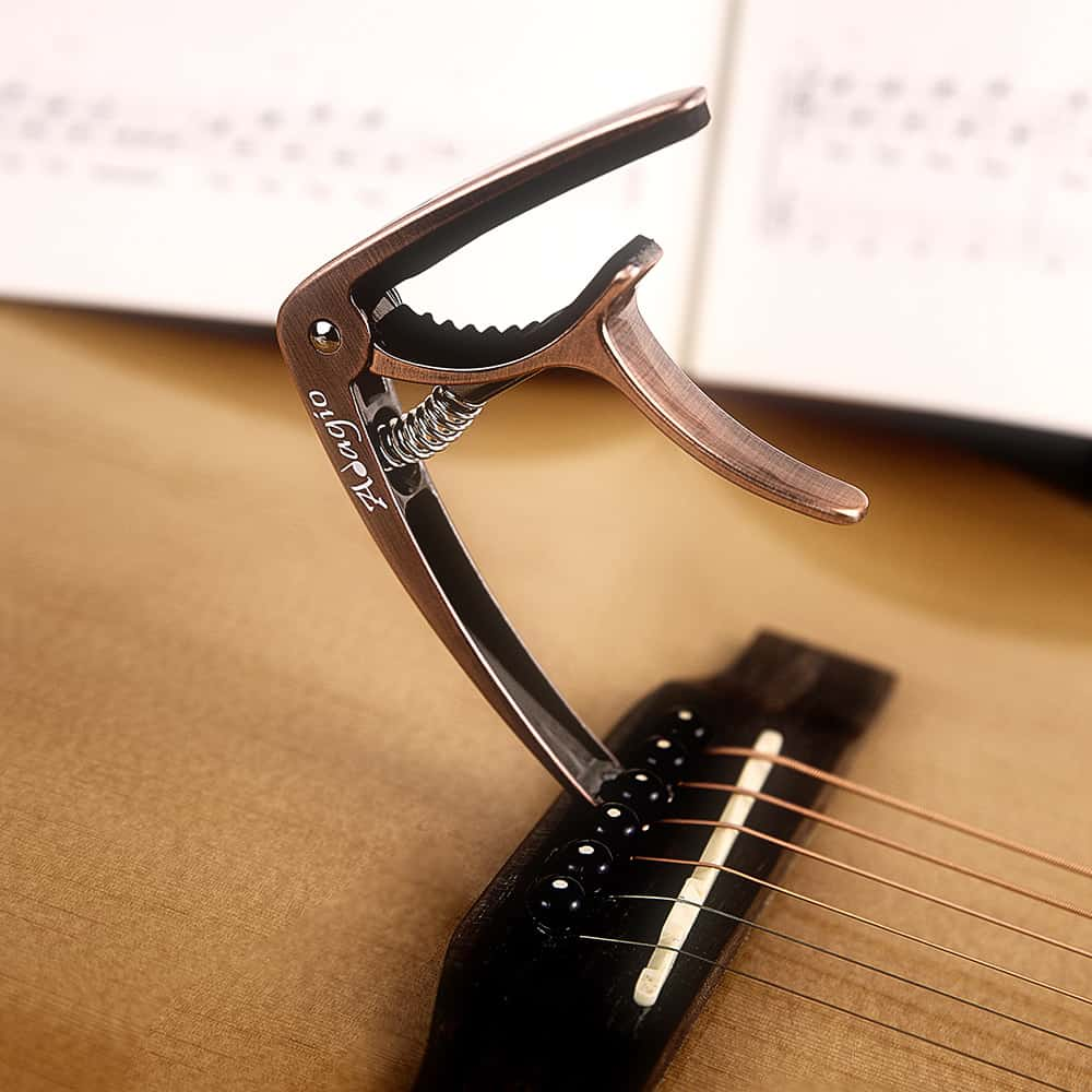 What is a Guitar Capo