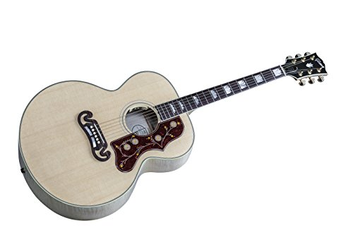 Gibson J200 in Natural Finish