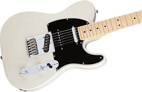 Fender Deluxe Nashville Telecaster in White
