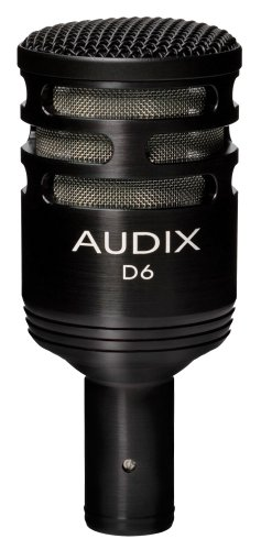 Audix D6 Cardiod
