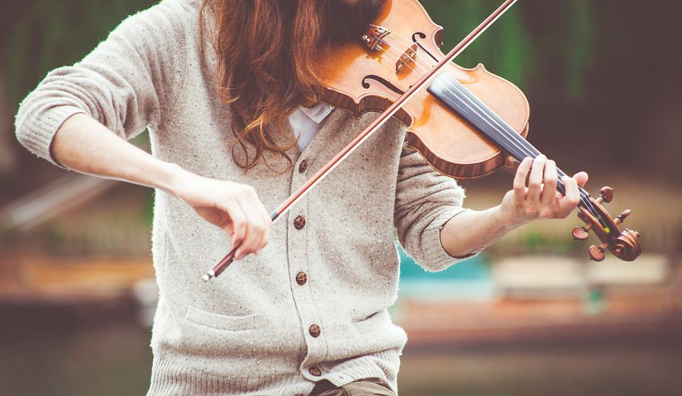 Violin size comparison guide