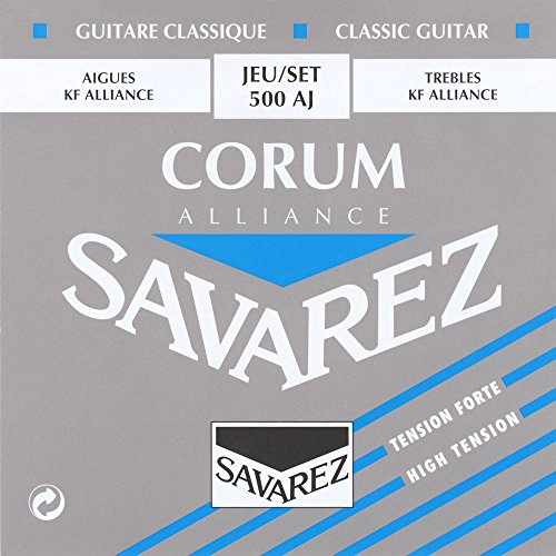 Savarez Corum Alliance 500AJ
