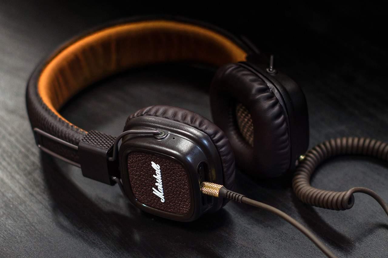 Marshall Bluetooth Headphones