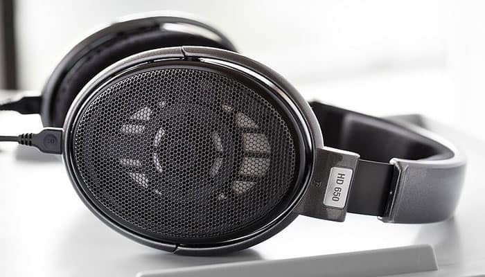 Sennheiser-headphones