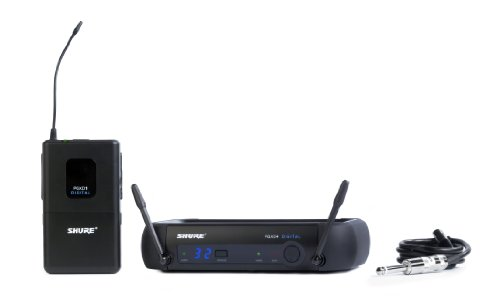 Shure PGXD14 digital wireless system