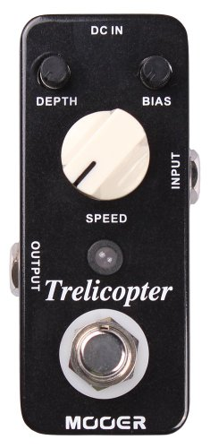Mooer Trelicopter Mooer tremolo pedal