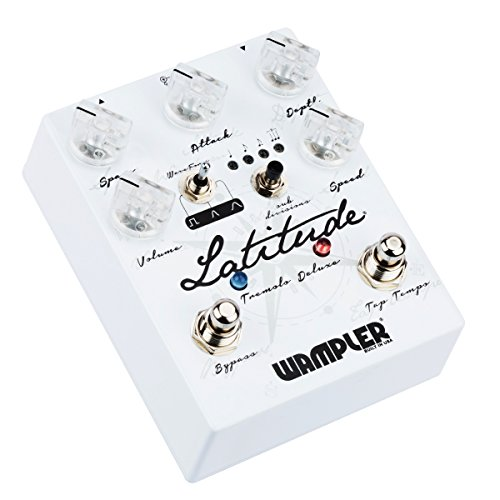Wampler Pedals Latitude Deluxe V2 Tremolo effects