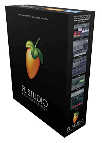 Image Line FL Studio 12 producer