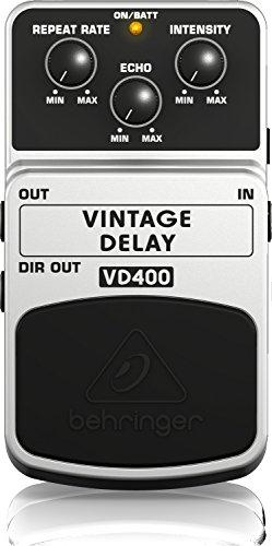 BEHRINGER VINTAGE DELAY pedal