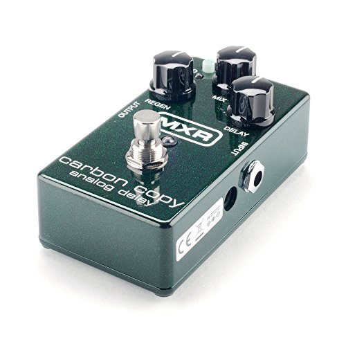 MXR Carbon Copy delay guitar pedal