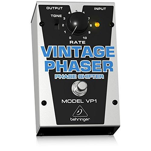 BEHRINGER VINTAGE PHASER VP1 phase shifter