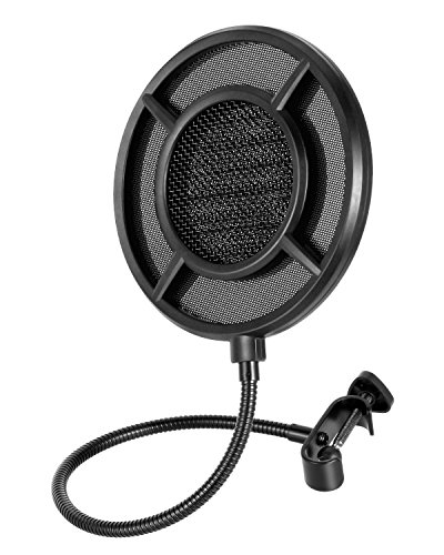 SOONHUA Pop Filter for Blue Yeti