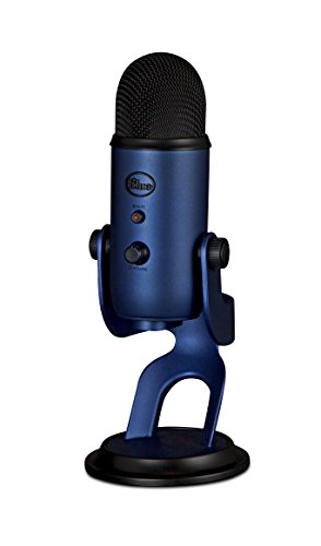 Blue Yeti USB condesner microphone