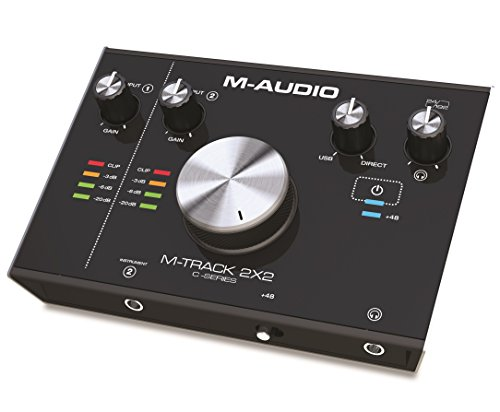 M-Audio M-Track 2X2 budget interface