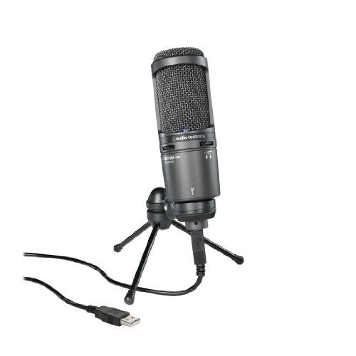 Audio-Technica AT2021USB+ usb microphone