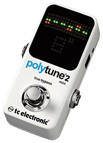 Polytune 2 mini tuner pedal