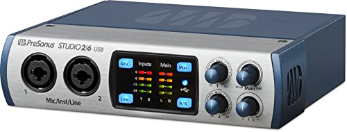 PreSonus Studio 26 cheap audio interface