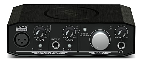 Mackie Onyx Artist cheap audio interface