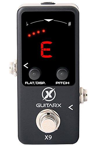 xGuitarx X9 Mini tuner pedal