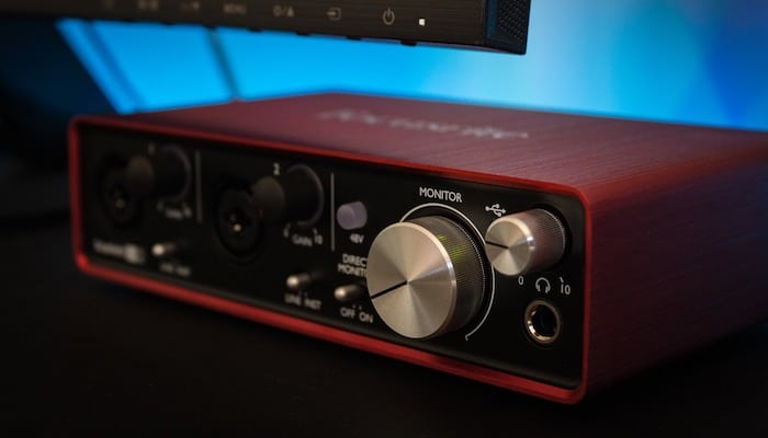 Best Audio Interface Under 200 dollars