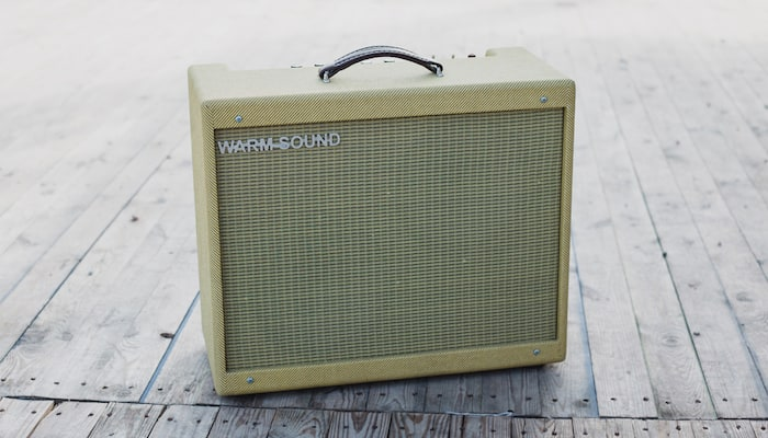 Small Tube Amp