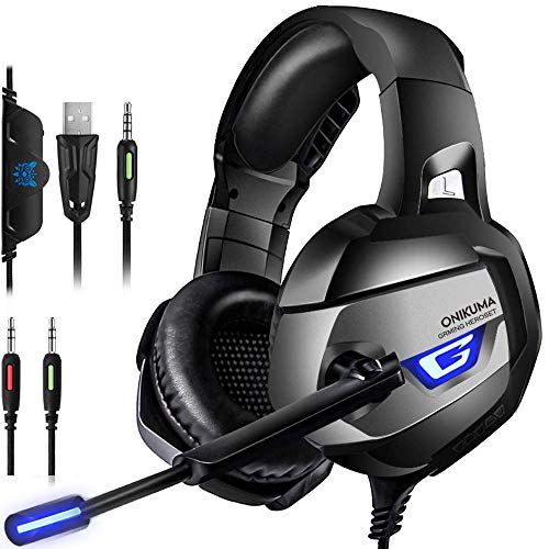 ONIKUMA Stereo Gaming Headset