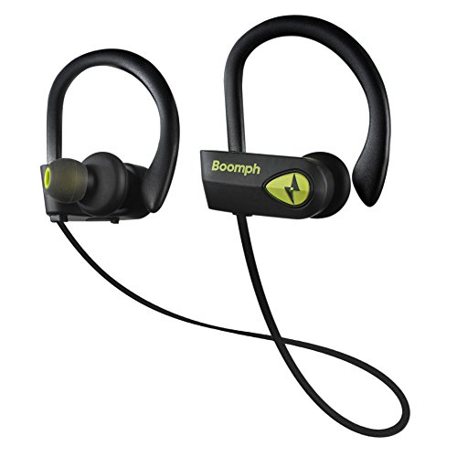 BOOMPH Bluetooth Headphones