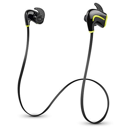 Photive BTH3 Over-The-Ear Wireless Bluetooth Headphones